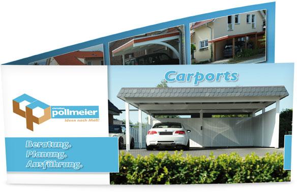Flyer Christian Pollmeier Carports