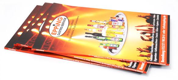 Druck Katalog Epping