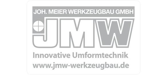 Aufkleber JMW Werkzeugbau GmbH