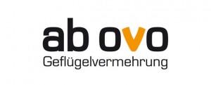 Logo ab ovo Geflügelvermehrung