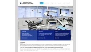 Homepage Kieferorthopädie Paderborn
