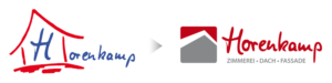 Logo Redesign Dach Horenkamp