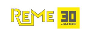 Logo Jubiläum REME
