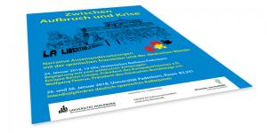 Plakat Vortragsreihe Universität Paderborn