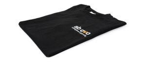 T-Shirt mit Siebdruck