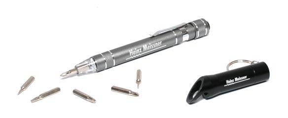 Werbeartikel Taschenlampe Werkzeug Flaschenöffner