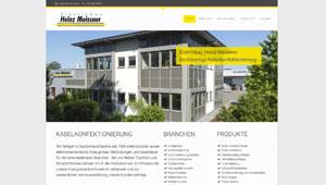 Homepage Elektrobau Meissner in Verl